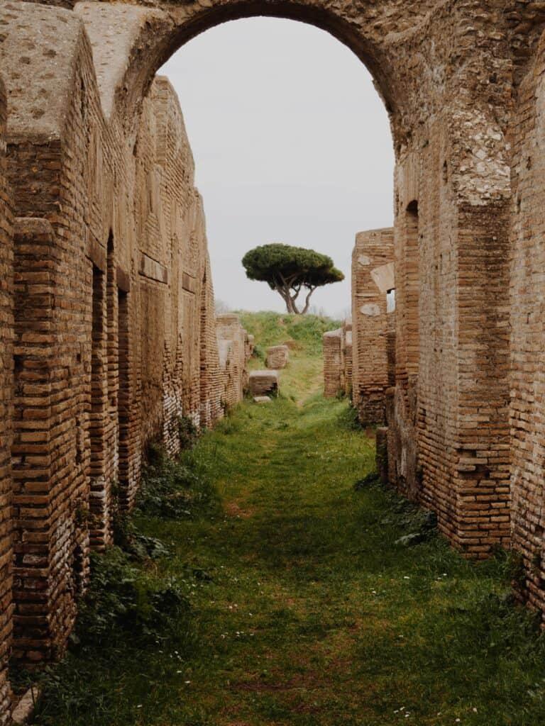 rovine antiche